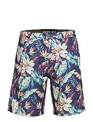 Shorts - HIBISCUS PRINT