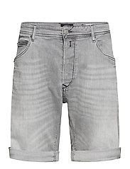 RBJ.901 SHORT - LIGHT GREY