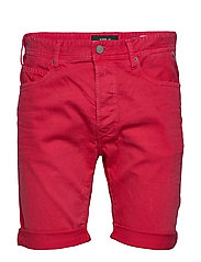RBJ.901 SHORT - DEEP RED