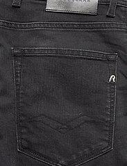 Replay - T-Shirt - denim shorts - dark grey - 4