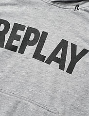 Replay - Sweater - sweatshirts - grey melange - 2