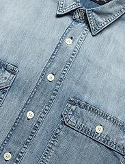 Replay - Shirt - jeansblouses - light blue - 2