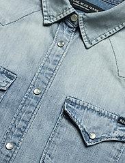 Replay - Shirt - chemises en jeans - light blue - 2