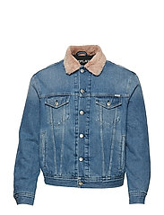 Jacket - MEDIUM BLUE