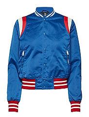 Jacket - ROYAL BLUE