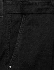 Replay - Shorts - paper bag shorts - black - 2