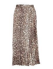 Skirt - ECRU/BEIGE/BLACK