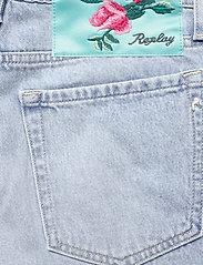Replay - Shorts - chinos - light blue - 4