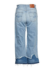 Replay - AGATHE - wide leg jeans - light blue - 1