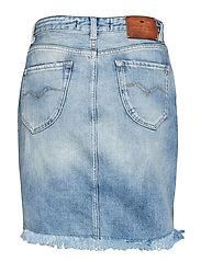 Replay - Skirt - short skirts - light blue - 1