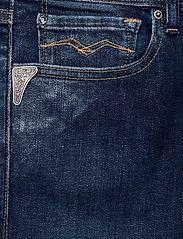 Replay - LUZ BOOTCUT - boot cut jeans - medium blue - 2