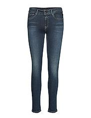 New Luz Hyperflex Skinny Jeans Blå REPLAY
