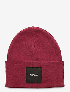 Cap - hattar - red purple