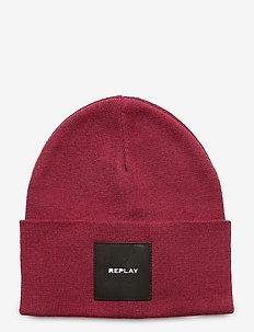 Cap - hattar - red purple