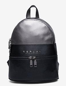 Bag - rugzakken - black - lux gmetal