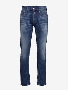 ROCCO - slim jeans - dark blue