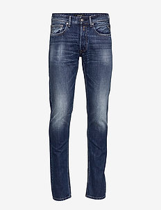 WILLBI - skinny jeans - dark blue