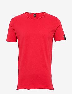 TShirt - POPPY RED
