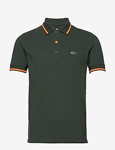 Polo - short-sleeved polos - dark green