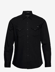 Shirt - basic shirts - black