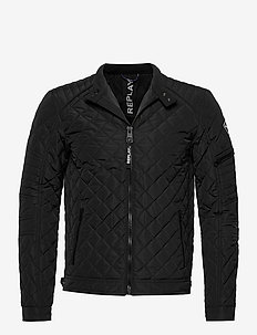 Jacket - quilted jackets - black