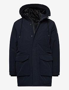 Jacket - parkas - blue
