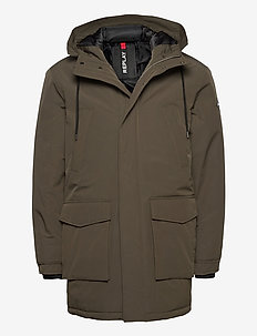 Jacket - parkas - military