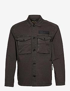 Jacket - denimjakker - blackboard