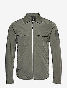 Jacket - SAGE GREEN
