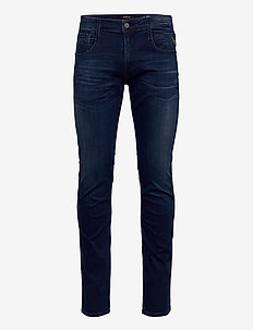 ANBASS - slim jeans - medium blue