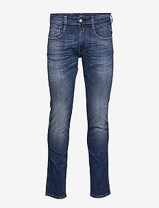 ANBASS - skinny jeans - dark blue