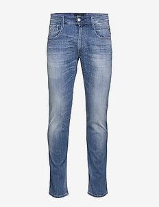 ANBASS - skinny jeans - medium blue
