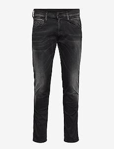 Hyper Bio - regular jeans - black