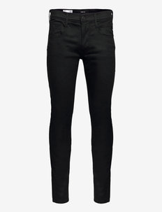 ANBASS - slim jeans - black