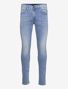 JONDRILL X-LITE - skinny jeans - medium blue