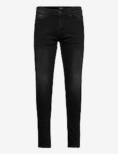 JONDRILL 0 - slim jeans - black