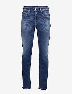 GROVER - slim jeans - medium blue