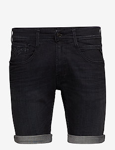 ANBASS SHORT - BLACK