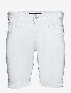 ANBASS SHORT - WHITE