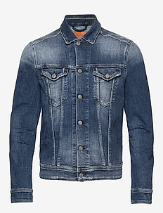 Jacket - MEDIUM BLUE