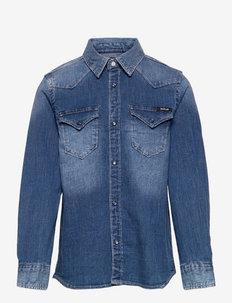 Shirt - skjorter - denim