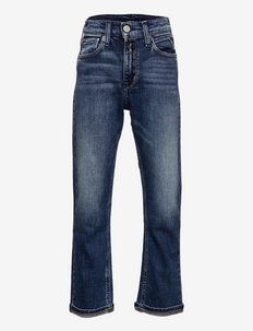 THAD Trousers - jeans - dark blue