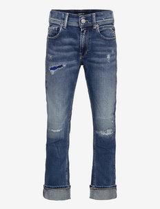 NEILL Trousers - jeans - medium blue