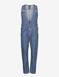 Salopette - jumpsuits - medium blue