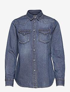 Shirt Rose Label Pack - overhemden met lange mouwen - medium blue