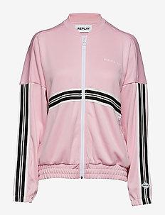 Sweatshirt - COMFIT PINK