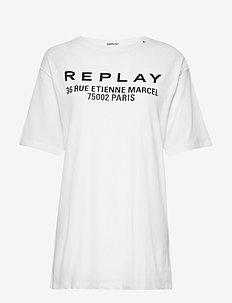 T-Shirt - OPTICAL WHITE
