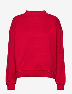 Sweater - POPPY RED