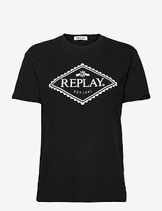 T-Shirt - t-shirts - black