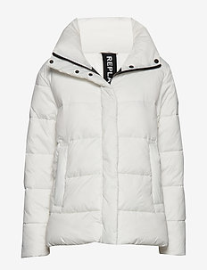 Jacket - BUTTER WHITE
